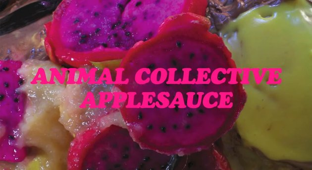 Animal collective applesauce