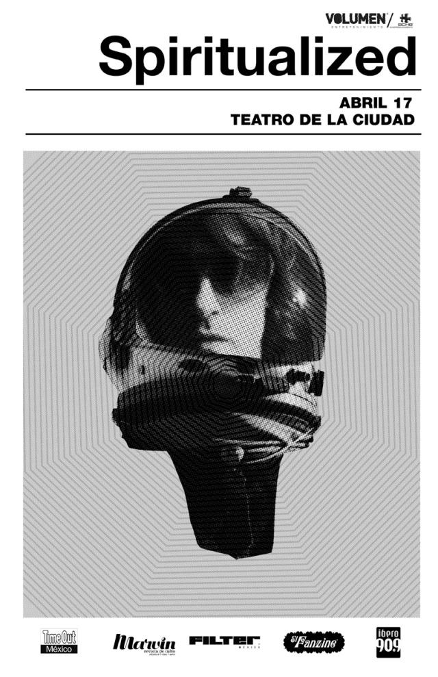 Spiritualized Teatro de la ciudad 2013