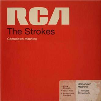 the strokes comedown machine