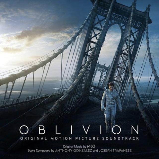 Portada del Soundtrack de Oblivion
