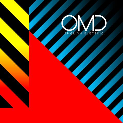Portada de English Electric de OMD
