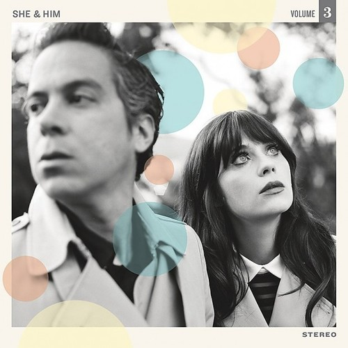 Portada del Volume III de She & Him